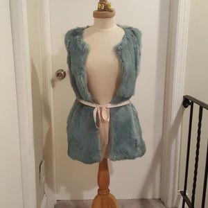 Jackets & Blazers - Fur Vest